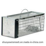 Trampa Animal plegable y Cage
