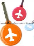 Personalizado Top Quality Colorido PVC Bagagem / Pendure / Tag de couro