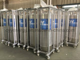 기업과 Medical Cryogenic Oxygen Dewar Cylinder