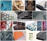 Paño de la alineada de boda/pantalones vaqueros/máquina de grabado del laser de la materia textil