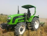 セリウムとのFoton Lovol 4WDの農場トラクター、82HPおよびOECD
