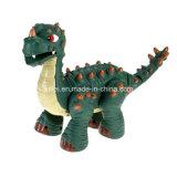 卸し売り熱い販売のプラスチック恐竜はカスタマイズされる屋内運動場のおもちゃをからかう