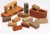 Machine de fabrication de brique d'argile de presse de la main Qtj2-40 petite