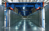 Machine Elf-2400 de mousse d'unité centrale complètement automatique