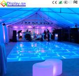 結婚式の装飾3Dの錯覚ミラーの無限屋内LEDダンス・フロア