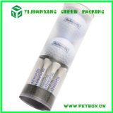 GiftのためのプラスチックPet Clear Rolled Packaging Tube