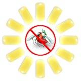 Repuesios repugnantes de la pulsera del reflector del Wristband del parásito natural libre del mosquito de Deet