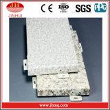 Имитированная мраморный алюминиевая составная панель для системы стены (JH202)