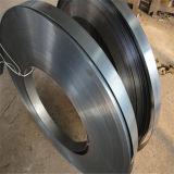 201/304/410/430 bande d'acier inoxydable pour le tube