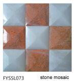 2016 Material de construcción más reciente Cultur mosaico de piedra (FYSSL073)