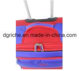 Laufkatze-weiches Gepäck-buntes Feld für das Reisen