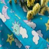 パジャマのための二重羊毛のフランネルファブリック