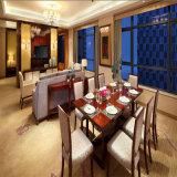 Het Chinese Klassieke Moderne Vastgestelde Meubilair van de Slaapkamer van het Hotel