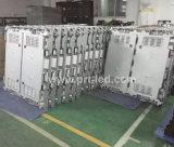 Spessore sottile che fonde sotto pressione il quadro comandi del LED per la pubblicità esterna