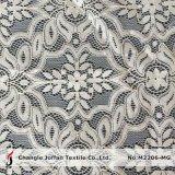 Ткань шнурка ресницы Chantilly женщин способа (M2206-MG)
