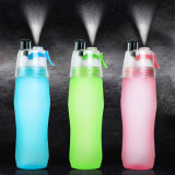 New Design Water Cups Sport Sprayer Garrafas Portable Mountain Bottle