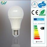Ampoule d'E27 A60 6W 8W 10W12W LED avec du CE RoHS SAA