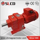 Inline-eingehangener R Serien-schraubenartiger Getriebemotor der Welle-Fuß