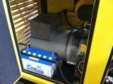 De water Gekoelde Stille Diesel van het Type Genset 30kw voor het Gebruik van het Huis of van de Industrie