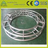 Алюминиевая квадратная ферменная конструкция круга для венчания