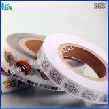 Sticker de van uitstekende kwaliteit van de Tatoegering van de Kauwgom van de Rang van het Voedsel In Verschillende Patronen
