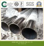 Fornitore saldato della conduttura ASTM (304) Cina dell'acciaio inossidabile