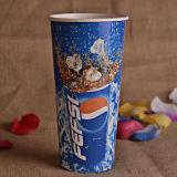 Taza de papel fría para jugo
