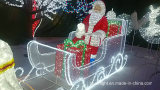 [136كم] [لد] حزب زخرفة عيد ميلاد المسيح أيّل ضوء