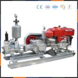 Konkrete Kleber-Multifunktionseinspritzung, die Pumpe überzieht