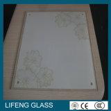 가정용 전기 제품 가구 유리를 위한 유리를 인쇄하는 고품질 단단하게 한 실크스크린