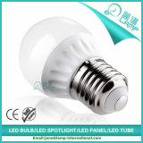 Lámpara del globo de E27 220V 3W 5W 7W G45 LED
