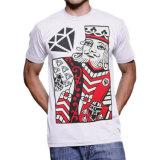2016 Custom Printing T-Shirts de mode pour hommes