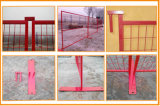 캐나다 Style Removable Flexible Temporary Fence (1990년부터 Factory)