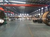 Le fil d'acier a tressé le boyau en caoutchouc hydraulique couvert par caoutchouc renforcé (SAE100 R1-38at)