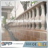 Balaustrada natural econômica chinesa do granito para a casa/decoração exterior