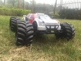 Voiture violente de RC - 1/10th boguet tous terrains à piles de la balance 4WD