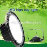 Lámpara de la bahía LED del UFO del blanco fresco 100W alta para industrial