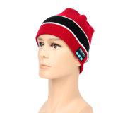 Música sem fio do inverno recarregável de 2016 formas/chapéu/tampão auriculares de Bluetooth para homens