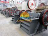 Steinkiefer-Zerkleinerungsmaschine für Granit-Stein, industrielles Gerät