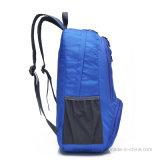 Saco de escola claro Foldable da trouxa com dois ombros