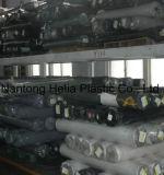 Cuir de chaussures chaud de PVC de Stocklot de vente pour des chaussures de sports