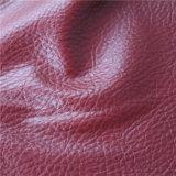 Forte cuoio resistente del PVC della mobilia della tappezzeria di Stratch (778#)