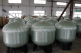 Water Treatment UseのためのQualityのよいPE Liner FRP Pressure Vessel (150のpsi)