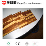12mm Tiger Strand Woven Bamboo Wood Floor