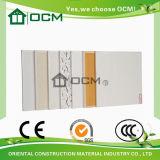 Огнезащитная прокатанная MGO доска потолка PVC