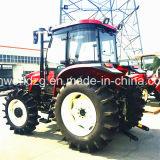 Nouveau tracteur agricole fabriqué en Chine 110HP