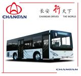 Bus 7.5m van de Stad van Changan Beste Verkopende het Model van Hyundai van de Bus van de Stad (SC6753)
