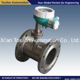 Ziel-Typ variabler Bereichs-Abwasser-Strömungsmesser für Abwasser-Rohr