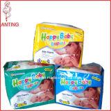 Dispoasbleの赤ん坊のおむつ、快適な赤ん坊のおむつ、赤ん坊項目