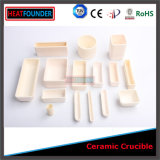 Crisol de cerámica industrial de la alta calidad
